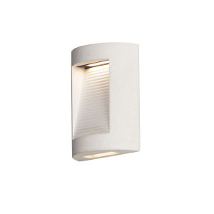 Boardwalk Sandstone 10-Inch Two-Light LED Wall Sconce