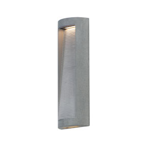 Boardwalk Graystone 22-Inch Two-Light LED Wall Sconce