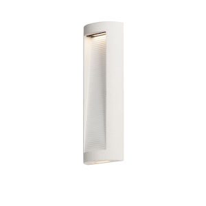 Boardwalk Sandstone 22-Inch Two-Light LED Wall Sconce