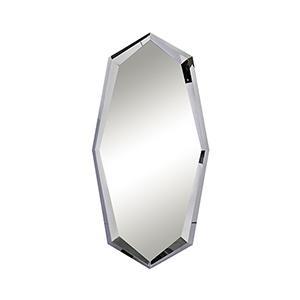 Boulder Polished Chrome Mirror