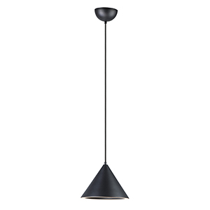 Abyss Black LED Mini Pendant