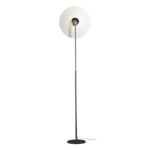 Quest White and Black 26-Inch One-Light LED Pendant