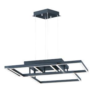 Traverse LED Black 31-Inch LED Pendant