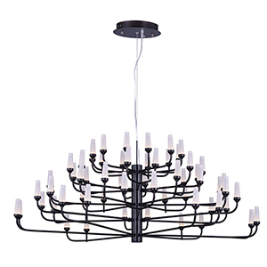 Candela LED Bronze 60-Light LED Chandelier Energy Star