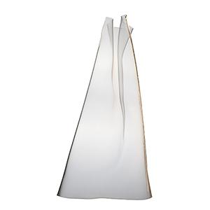 Rinkle Polished Chrome LED Floor Lamp