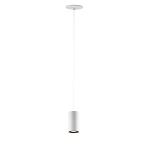 Abyss White 16-Inch One-Light LED Pendant