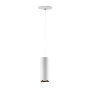 Abyss White One-Light LED Pendant
