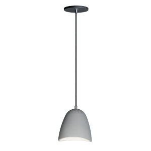 Sway Gray Concrete 7-Inch LED Pendant