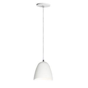 Sway White 7-Inch LED Pendant