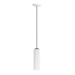 Allen White and Black 3-Inch LED Pendant