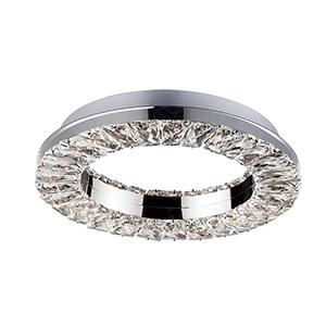 Charm Polished Chrome ADA LED Wall Sconce