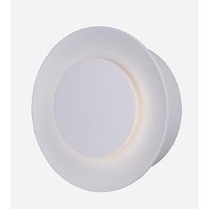 Alumilux Sconce White Six-Inch LED Wall Sconce ADA/Energy Star