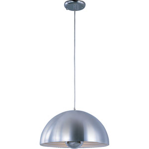 Domus Polished Chrome One-Light Pendant
