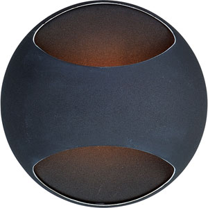 Wink Black One-Light Wall Sconce