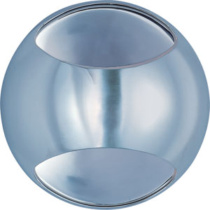 Wink Polished Chrome One-Light Wall Sconce