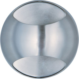 Wink Satin Nickel One-Light Wall Sconce