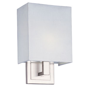 Edinburgh Satin Nickel Two-Light LED 14-Inch High Wall Sconce