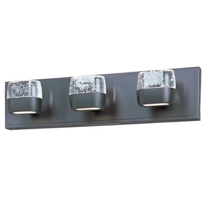 Volt Bronze Six-Light LED 21-Inch Bath Fixture