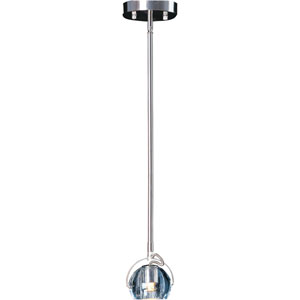 Cypher Satin Nickel One-Light Mini Pendant
