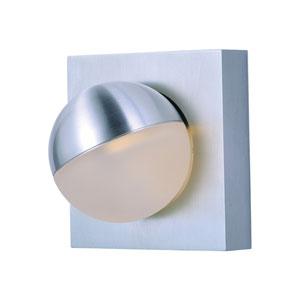 Alumilux AL Satin Aluminum LED Wall Sconce