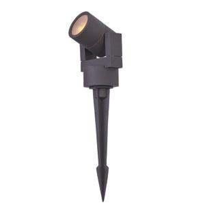 Alumilux Bronze Three-Light LED 4-Inch Path Lighting