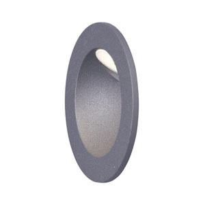 Alumilux AL Bronze Three-Inch LED Outdoor Wall Mount
