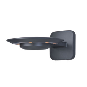 Alumilux DC Bronze Six-Light LED 8-Inch Outdoor Wall Sconce