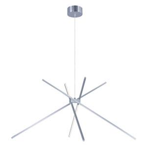 Alumilux AL Satin Aluminum 20-Inch LED Pendant