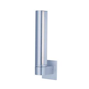 Alumilux AL Satin Aluminum 15-Inch LED Wall Sconce