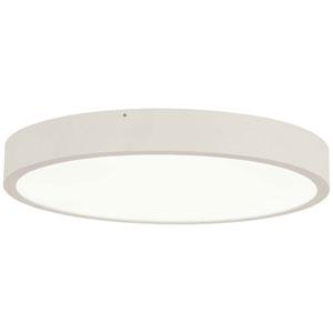 Ugo Sand White 23-Inch LED Flush Mount