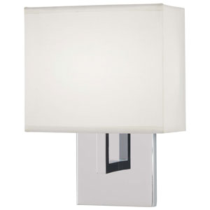 Chrome Eight-Inch LED Wall Sconce