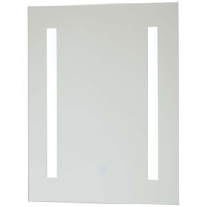 Rectangular 20 x 16 LED Lighted Bathroom Mirror