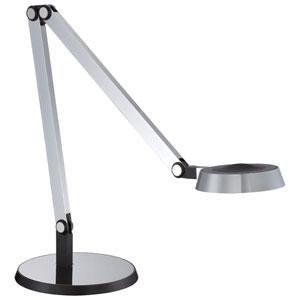 Chrome One-Light LED Table Lamp