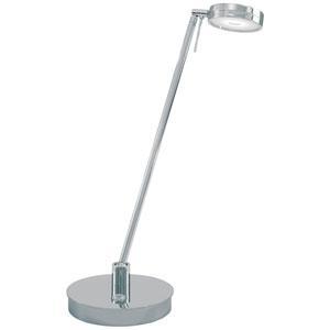 Chrome LED Table Lamp