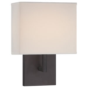 Bronze 8-Inch One-Light LED Wall Sconce