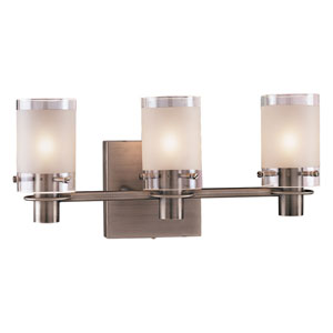 Pierce II Three-Light Bath Fixture