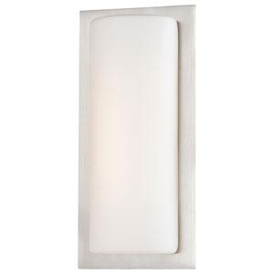 Brushed Aluminum LED Wall Sconce