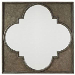 Metal Accent Mirror