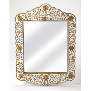 Vivienne Brown Wall Mirror