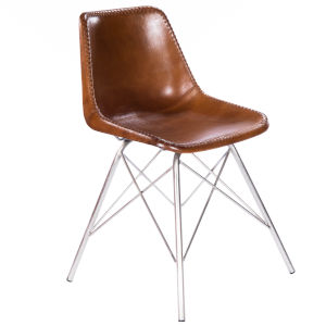 Inland Brown Side Chair