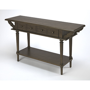 Masterpiece Talia Coffee Console Table