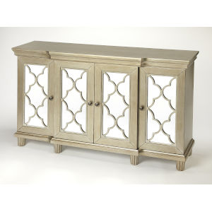 Gray 37-Inch Sideboards