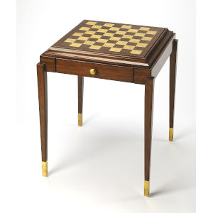 Brown Game Table