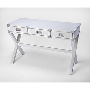 Butler Loft Anew White Campaign Desk