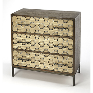 Designers Edge Unity Cocoa Brown Chest