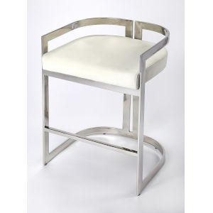 Gray Counter Bar Stool
