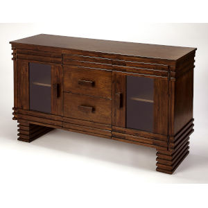Ramsey Dark Brown Sideboard