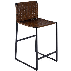 Urban Brown Bar Stool