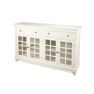 Brouno White 70-Inch Rectangular Sideboard