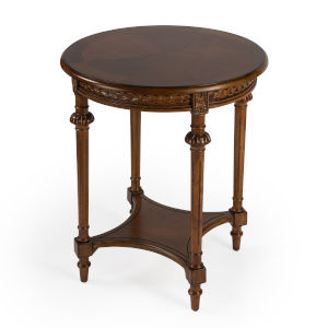 Masterpiece Hellinger Medium Brown Lamp Table